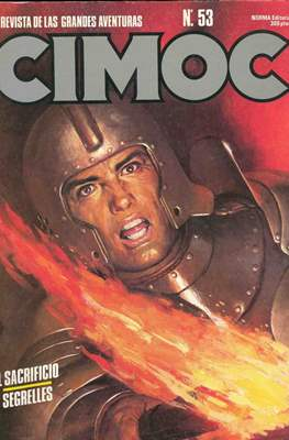 Cimoc (Grapa 60-132 pp) #53
