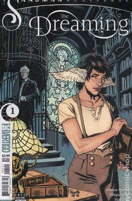 The Dreaming (Variant Cover) (Comic Book) #1