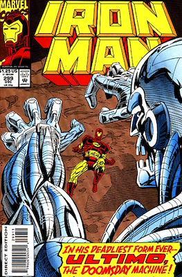 Iron Man Vol. 1 (1968-1996) (Comic book) #299
