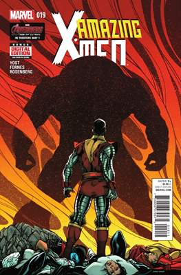 Amazing X-Men Vol. 2 (Comic Book) #19