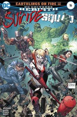 Suicide Squad Vol. 5 (2016) (Comic-Book) #16