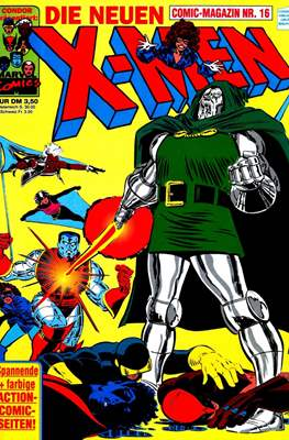 Die neuen X-Men (Heften) #16