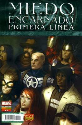 Miedo Encarnado: Primera Línea (2011-2012) (Grapa) #1