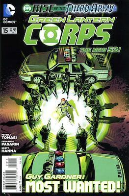 Green Lantern Corps Vol. 3 (2011-2015) #15