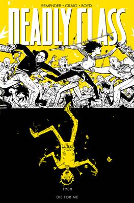Deadly Class (Digital Collected) #4