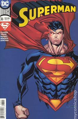 Superman Vol. 4 (2016-... Variant Covers) #36