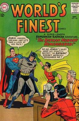World's Finest Comics (1941-1986) #136