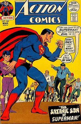 Action Comics Vol. 1 (1938-2011; 2016-) (Comic Book) #410