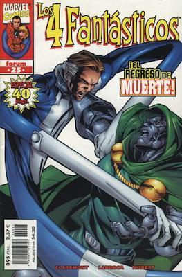 Los 4 Fantásticos Vol. 3 (1998-2001). Heroes Return (Grapa 24-48 pp) #25