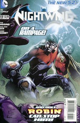 Nightwing Vol. 3 (2011) (Comic-Book) #17