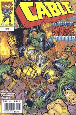Cable Vol. 2 (1996-2000) (Grapa 24 pp) #39
