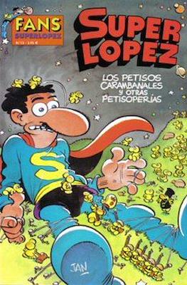 Fans Super López (Rústica) #15
