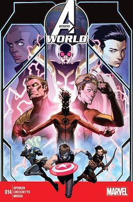Avengers World (2014-2015) (Comic-Book) #14