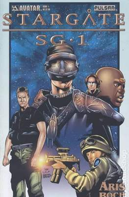 Stargate SG-1 - Aris Boch