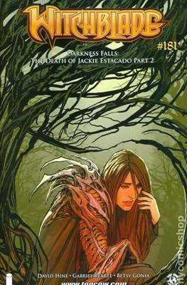 Witchblade (Variant Cover) (Comic Book) #181
