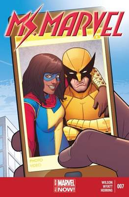 Ms. Marvel (Vol. 3 2014-2015) (Grapa) #7