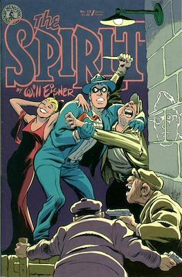 The Spirit (1983-1992) (Comic book. 32 pp) #13