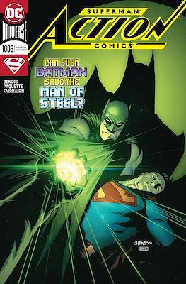 Action Comics Vol. 1 (1938-2011; 2016-) (Comic Book) #1003