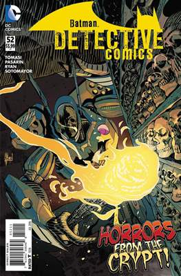 Detective Comics Vol. 2 (2011-2016) (Comic-Book) #52