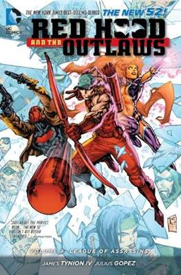 Red Hood and the Outlaws (Softcover) #4