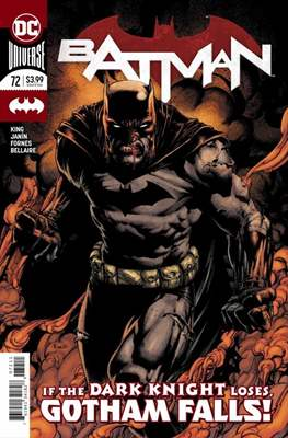 Batman Vol. 3 (2016-) (Comic-book) #72