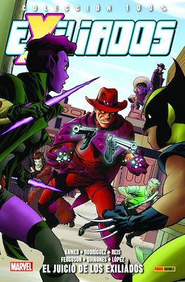 Exiliados. 100% Marvel (Rústica) #2