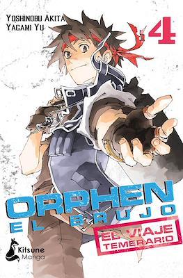 Orphen el brujo: El viaje temerario (Rústica 152 pp) #4