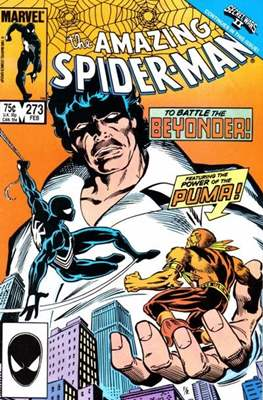 The Amazing Spider-Man Vol. 1 (1963-2007) (Comic-book) #273