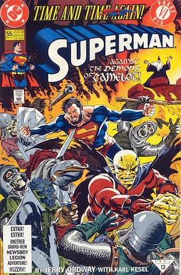 Superman Vol. 2 (1987-2006) (Comic Book) #55