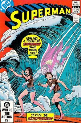 Superman Vol. 1 / Adventures of Superman Vol. 1 (1939-2011) (Comic Book) #372