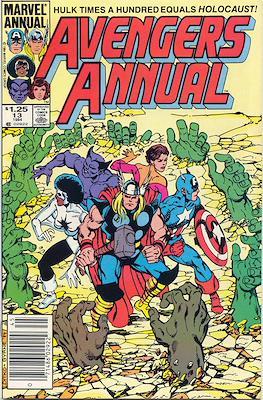 The Avengers Annual Vol. 1 (1963-1996) (Comic Book) #13