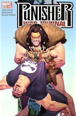 Punisher War Journal Vol 2 (Comic Book) #14