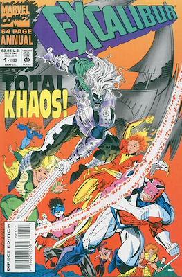 Excalibur Annual Vol. 1 (Comic-book) #1