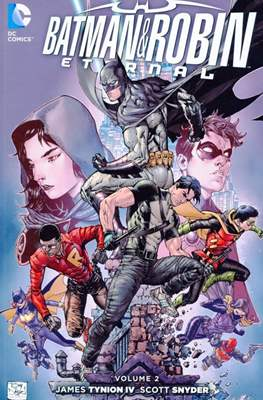 Batman and Robin Eternal (Tradepaperback) #2