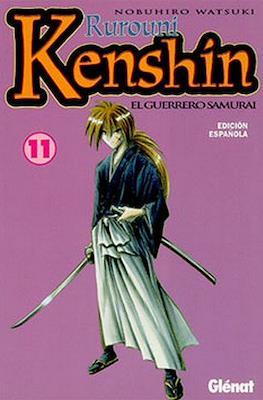 Rurouni Kenshin - El guerrero samurai #11
