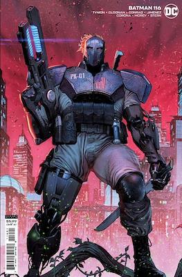 Batman Vol. 3 (2016- Variant Cover) #116