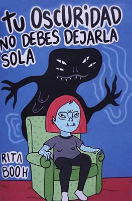 Tu oscuridad no debes dejarla sola (Grapa 7 pp)