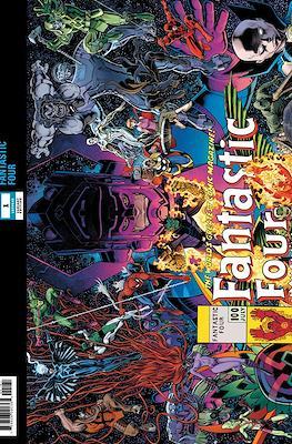 Fantastic Four Vol. 6 (2018- Variant Cover)