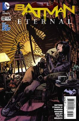 Batman Eternal (2014-2015) (Comic-Book) #37