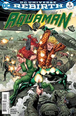 Aquaman Vol. 8 (2016-) (Comic Book) #5