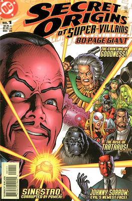 Secret Origins of Super Villains 80-Page Giant