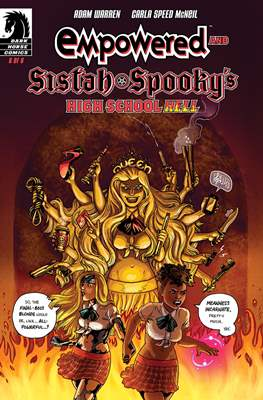 Empowered and Sistah Spooky`s High School Hell (Comic-book) #6