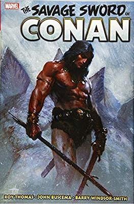 The Savage Sword of Conan: The Original Marvel Years Omnibus (Hardcover 776 pp) #1