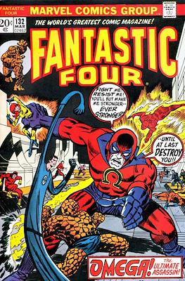 Fantastic Four Vol. 1 (1961-1996) (saddle-stitched) #132