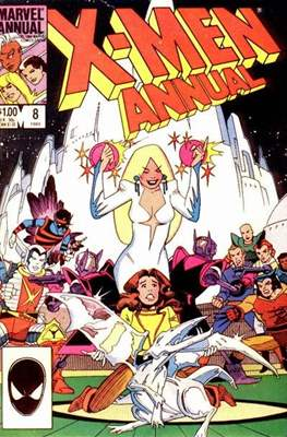 Uncanny X-Men Vol. 1 Annuals (1963-2011) (Comic-Book) #8