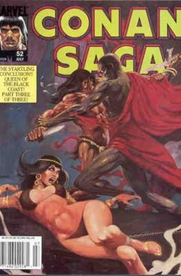 Conan Saga (Comic-book) #52