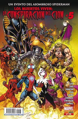 Spiderman / Spiderman Superior / El Asombroso Spiderman (Portadas alternativas) (Rústica) #128.1