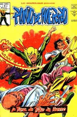 Los insuperables presentan v.1 (1978) #21