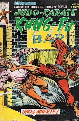 Relatos salvajes: Artes marciales Judo - Kárate - Kung Fu Vol. 2 #3