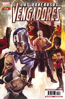 Los Poderosos Vengadores (2008-2011) (Grapa, 48 páginas.) #30